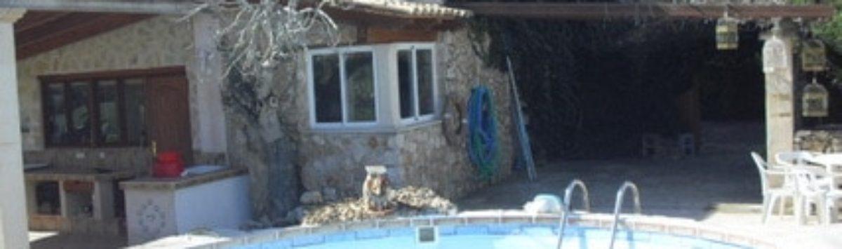 Bild zum Objekt: Appartement auf Finca bei Santanyi mit Gemeinschaftspool