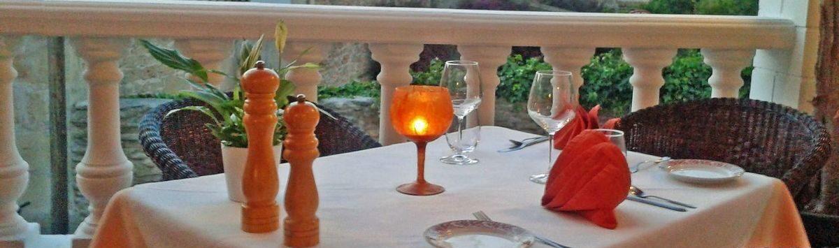 Bild zum Objekt: Restaurant in historischen Gemäuern inklusive aller Lizenzen