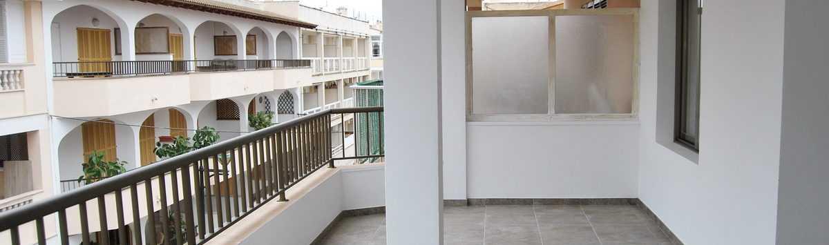 Bild zum Objekt: 85m² 3-Zimmer-Wohnung, komplett möbliert; mit 25m² Terrasse