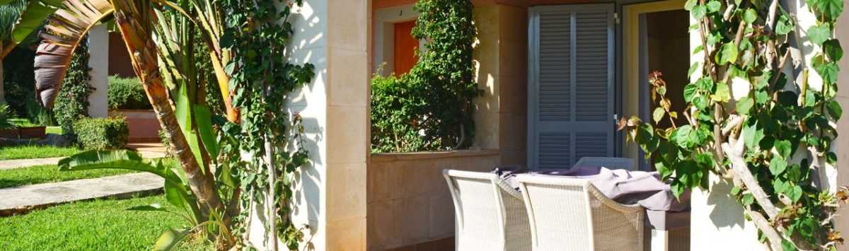Bild zum Objekt: 47m² EG-Wohnung zu verkaufen mit 2 Zimmern und 19m² Terrasse
