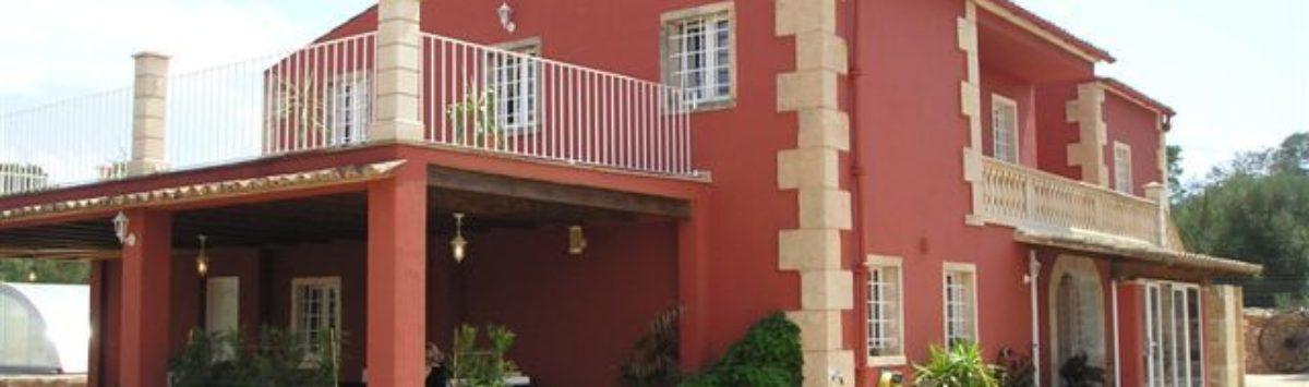 Bild zum Objekt: Finca zu verkaufen: 6 Zimmer, 6 Bäder, Pool und V.-Lizenz
