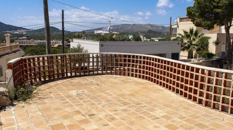 Terrasse zum Modernisieren