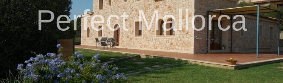 Bild zum Objekt: Naturstein-Finca zu verkaufen: 4 Zimmer, Pool und Gästehaus