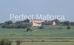 Mallorquinisches Landgut in der Nähe von Villafranca de Bonany.