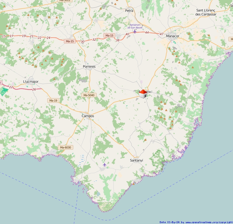 Sud-Osten Mallorca