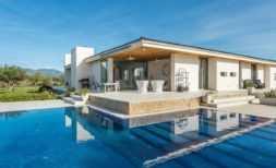 Modernes Landhaus mit lizenziertem Weinberg in der Nähe von Palma