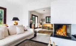 Moderne Finca mit viel Platz und Gästehaus in landschaftlich schöner Umgebung