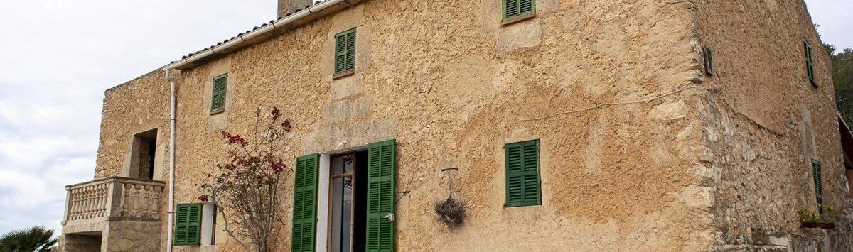 Bild zum Objekt: 334.470m² Finca mit historischem 375m² Haus zum Verkauf