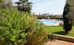 Behindertengerechte EG Wohnung Cala Millor, XXL Terrasse, Erstbezug 2018,Tiefgarage