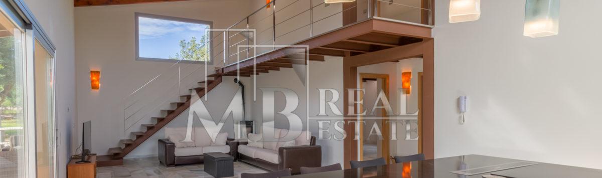 Bild zum Objekt: Luxus Finca mit 4 Zimmern, 3 Bädern und Pool zur Miete