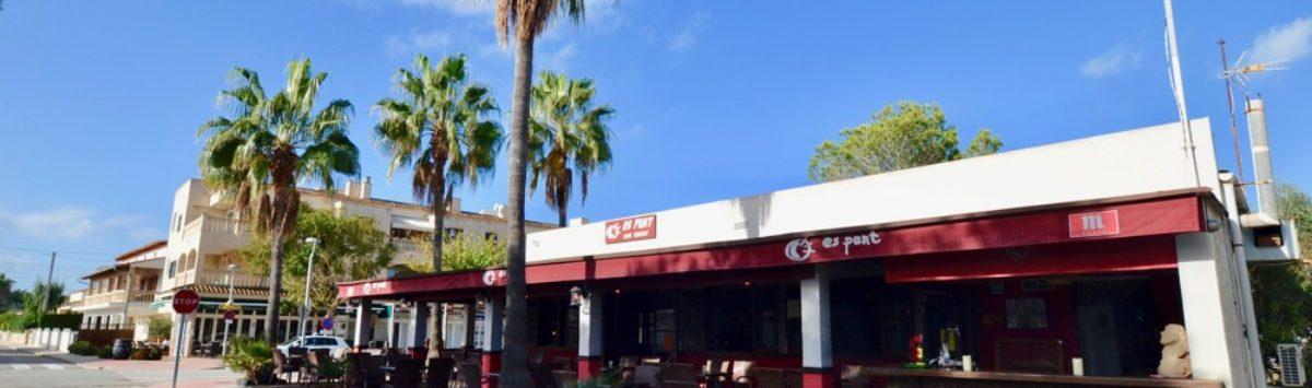Bild zum Objekt: Bar mit 80 Plätzen und allen Lizenzen zur Miete; Traspaso