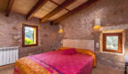Schlafzimmer in Haus 1