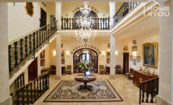 Exklusive Luxus Frontline Villa in Son Veri Nou, 850 qm, 5 SZ mit Bädern, Pool, Terrassen, Meerblick