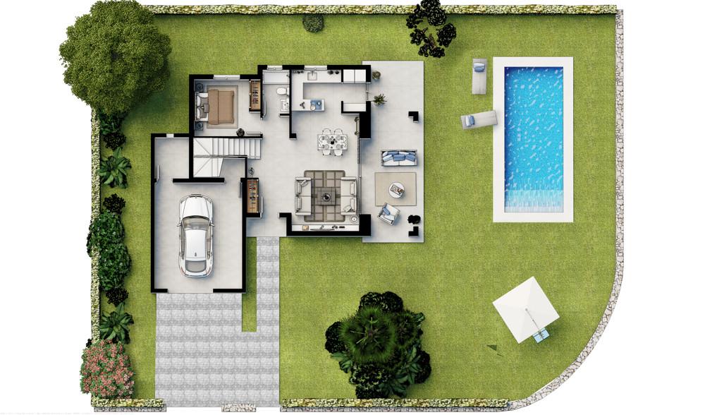 Plan1_Las Villas de Dalt de Sa Rapita_pool_ PLANTA BAJA