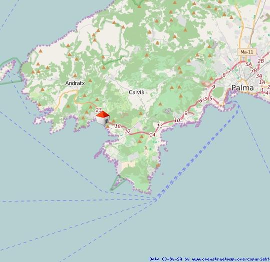 Südwesten Mallorca