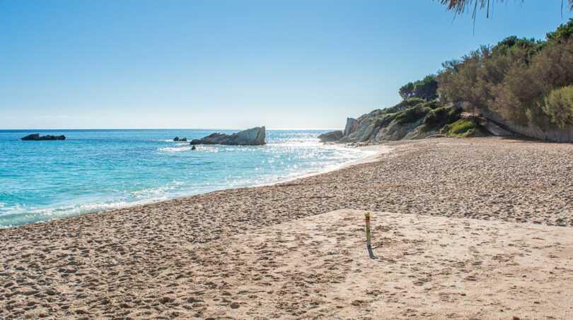 ...ganz in der Nähe vom traumhaften Strand