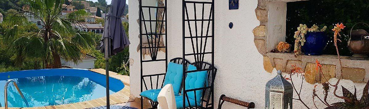 Bild zum Objekt: 100m² Chalet mit 3 Zimmern, Bad, Pool & V.-Lizenz zum Verkauf