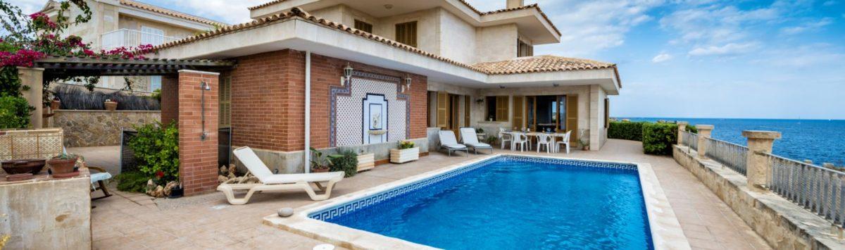 Bild zum Objekt: 290m² Villa mit 4 SZ, 3 Bädern, Pool & V.-Lizenz zum Verkauf