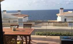 Doppelhaushälfte mit  Meerblick in Cala Magrana bei Porto Cristo