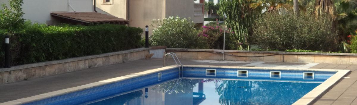 Bild zum Objekt: 120m² Reihenhaus zum Verkauf: 3 SZ, 2 Bäder, Garten & G.-Pool