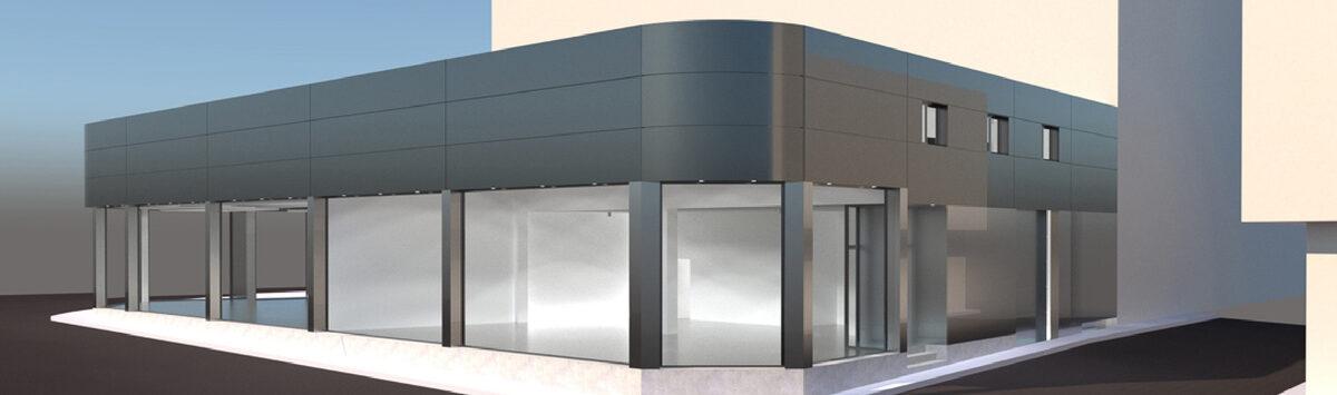 Bild zum Objekt: Gewerbefläche mit Büroräumen in verkehrsgünstiger Lage