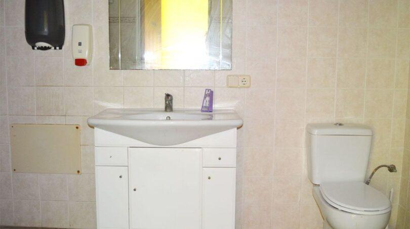 Halle: Badezimmer