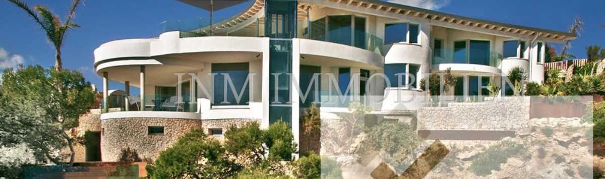 Bild zum Objekt: 800m² Luxus-Villa zum Verkauf: 5 SZ, 7 Bäder & Infinity Pool