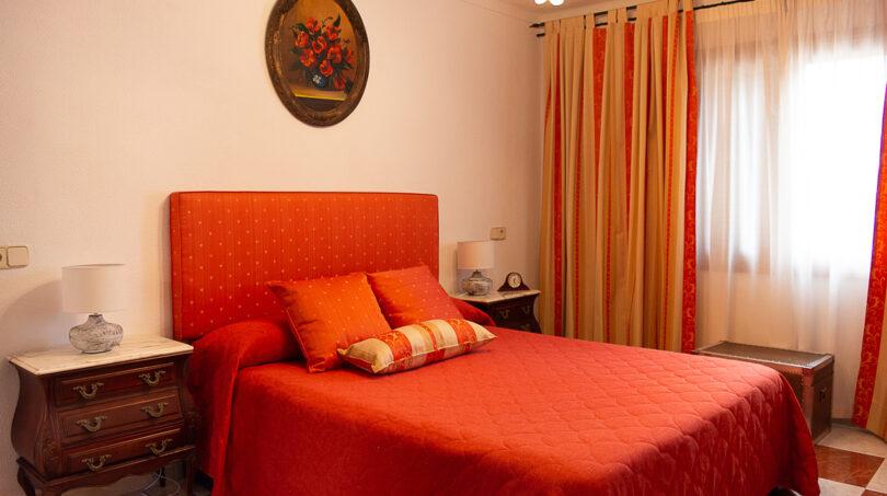 Doppelschlafzimmer im OG