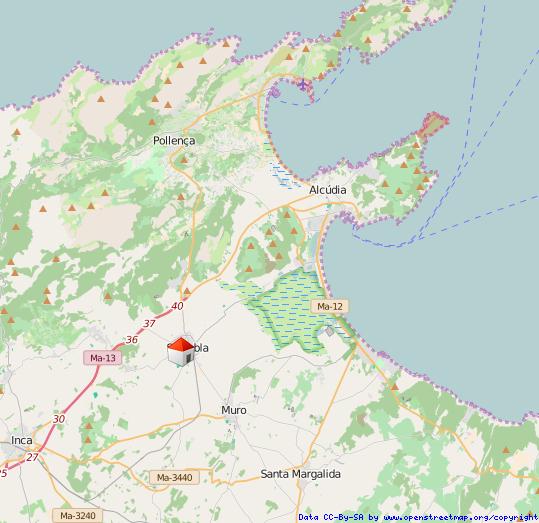 Nordosten Mallorca