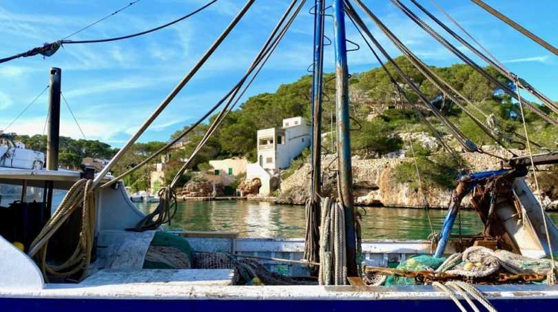 Hafen Cala Figuera