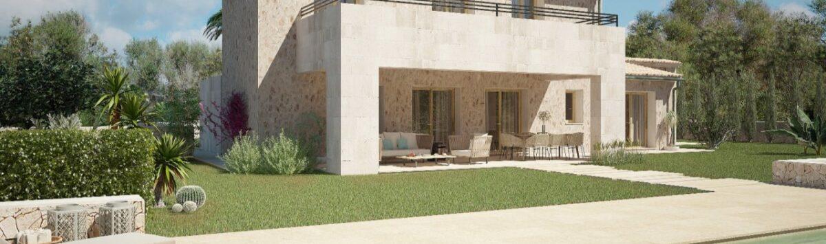 Bild zum Objekt: 15.000m² Neubau Finca Projekt mit Baugenehmigung zum Verkauf